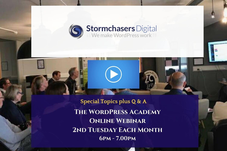 WordPress Academy Medway