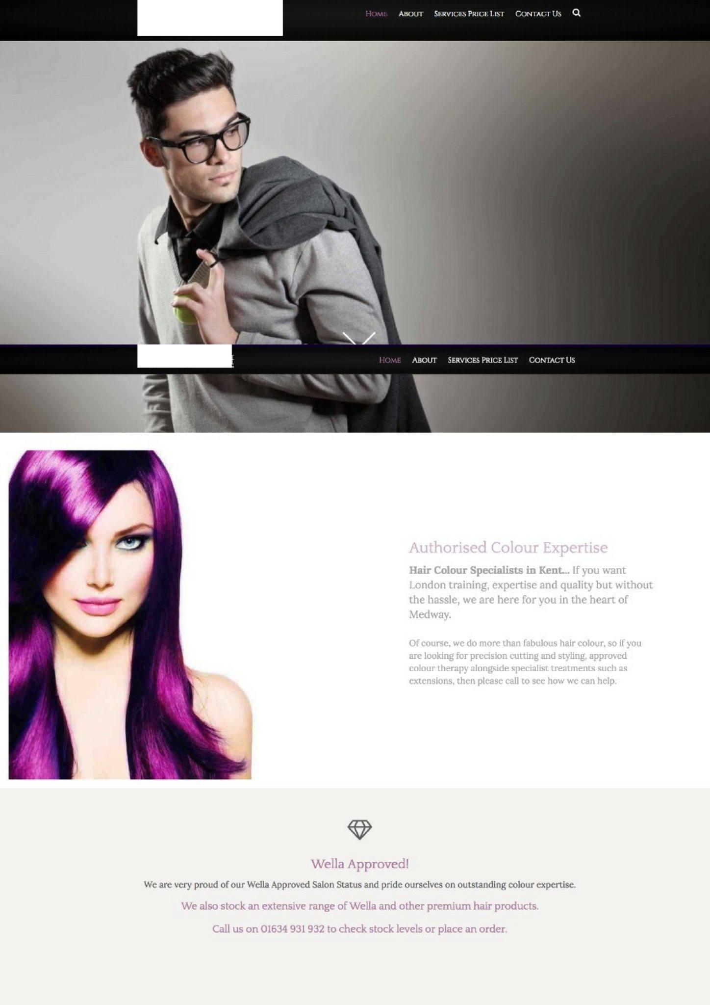 Salon Website (1)