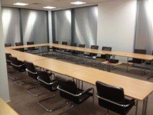 WordPress Corporate Training Room Kent