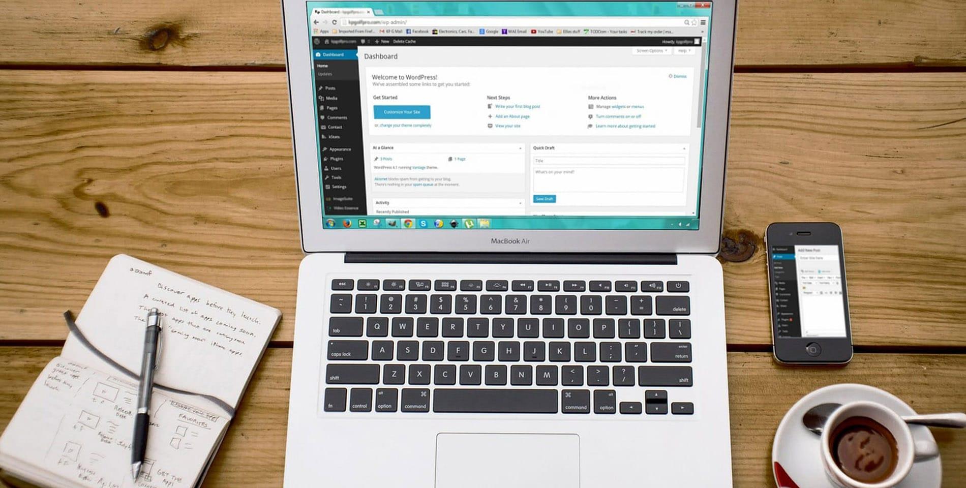 Stormchasers Digital WordPress